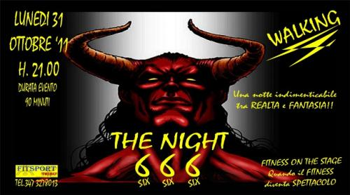 THE NIGHT 666