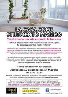 CasaMagica 10-17 Maggio