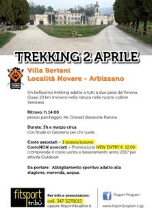Trekking 2 Aprile